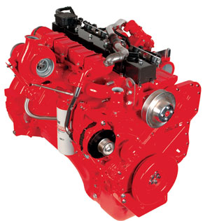 Peterbilt is offering the Cummins Westport natural gas engine in its Model 365 and Model 384.