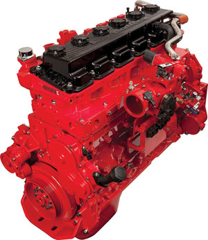 Fleets have been looking forward to the new Cummins Westport ISX12 G engine.
