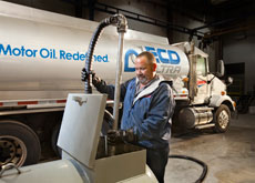 Universal Lubricants launched a product line specifically for CNG fleets.