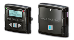 Espar Heater Systems released two new heater controllers: the Multi-Max F1000 (right) and the Digi-Max D1000.