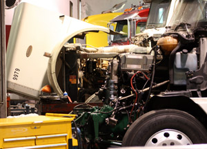 Opportunities abound in fixing gremlins on engines from previous emissions mandates. (Photo by STF)
