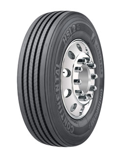 The HSL2 Eco Plus increased tread wear volume is a major longevity factor, with engineering specifically for balanced pressure distribution and vectored forces within the tire's footprint.