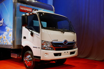 Dealers will begin taking orders for Hino's new diesel models in May with first trucks arriving on dealer lots in August of 2011.