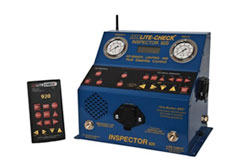 The new Inspector 920 is Lite-Check's new automated tester for trailer electronics and ABS.