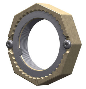 The Precision240 nut, designed for tapered spindles, will be an available option with Hendrickson's HVS and HLS wheel-end packages beginning third quarter 2012.
