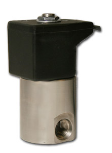 The CNG Natural Gas Valve allows a high flow in single and multi-tank systems, and it can withstand high pressures.