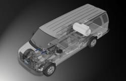 With 2010 model year certification in-hand, Roush CleanTech is now pursuing similar retrofit certification for 2009, 2011 and 2012 model years of the same Ford E-series vans and wagons, and E-450 cutaway vehicle platforms.