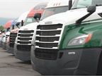 Powertrain, Aero Enhancements Push Cascadia Fuel Economy