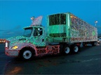 Happy Holidays From Heavy Duty Trucking Magazine