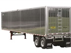 Refuse Fleet Depends on Aluminum Trailers