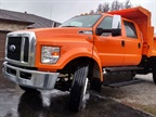 Test Drive: Ford's New F-650 Looks, Feels Familiar