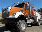QuickSpin: Freightliner 122SD 8x8  Extreme Heavy-Haul