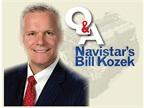 Q&A: Bill Kozek on His First Six Months-Plus at Navistar