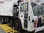 Engine Stop-Start System Saves Fuel for New York's Trash Trucks