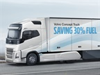 Volvo Concept Truck Boasts 30% Lower Fuel Use