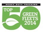 Top 50 Green Fleets of 2014