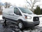 Test Drive: Ford Transit Van