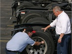 Frequent Inspections Save Tires
