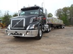 Taking the Volvo VNX Heavy-Haul Tractor Out for a Spin
