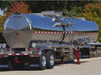4 Trends in Liquid  Tank Trailers