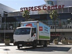 Staples Runs Electric Trucks in its Fleet