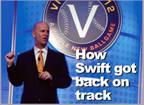 How Swift Transportation Got Back on Track