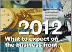 Trends to Watch in 2012: Economy and Business