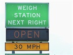 Bypassing Tolls and Weigh Stations with Technology