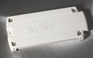 Compared to GPS-based tracking devices, SkyBitz's new GLS-based system is meant to extend the service life.