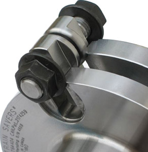 Power Train Savers feature patented Torque Fuses that shear if harmful over-torque occurs.