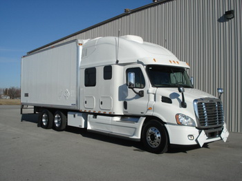 Stoops Specialty Trucks Unveils Climate Controlled