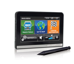 A new software release was announced for the IntelliRoute TND 510 truck GPS unit