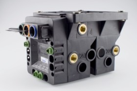 Haldex TRS System