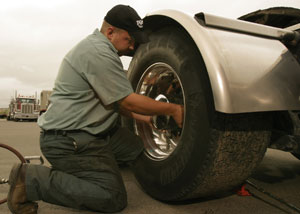 Drivers must check for obvious signs of wheel and fastener damage, but many faults will be hidden, especially over-torquing which will eventually lead to failure.