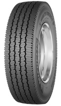Michelin's X Multi Energy D drive tire delivers enhanced fuel efficiency, optimized traction and long tread life.
