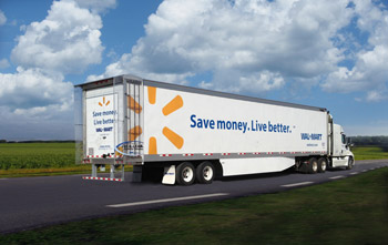 ATDynamics' TrailerTail Roll is projected save over 6 gallons of fuel for every 1,000 miles a trailer is pulled at highway speed.