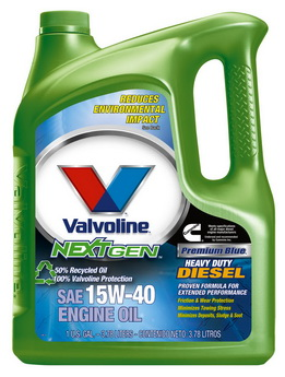 Valvoline nextgen 15w 40 engine oil includes 50 recycled for How to recycle used motor oil