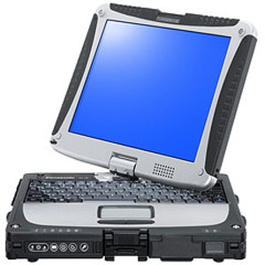 Toughbook 19 Fully-Rugged Convertible Tablet PC