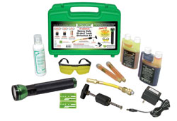 Tracer has released a new leak detection kit. (Photo courtesy of Tracer Products)