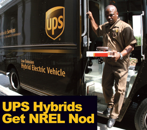 (Photo courtesy of UPS)