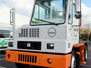 Quick Spin: Orange EV's All-Electric Terminal Tractor