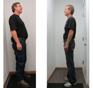Driver Carl Bailey lost 58 pounds during TCA's Weight Loss Showdown.