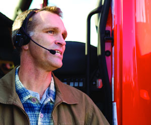 Hands free cell phone options for truckers article for Who is subject to federal motor carrier safety regulations