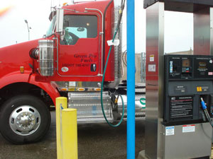 One trucking company had so much success with dual-fuel conversions it's now selling them to other fleets.