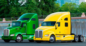 SmarTire will be available as a factory-installed option on the Kenworth T660 and Kenworth T700 later this year, with plans to offer it on other Kenworth Class 8 trucks soon after.