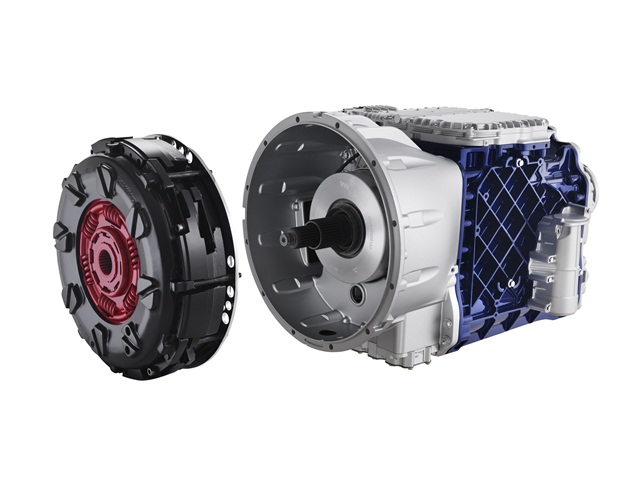 Volvo's I-Shift Dual Clutch weighs 222 pounds more and is 4.72