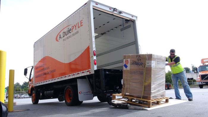 Changes in logistics prompted by e-commerce and technology are leading
