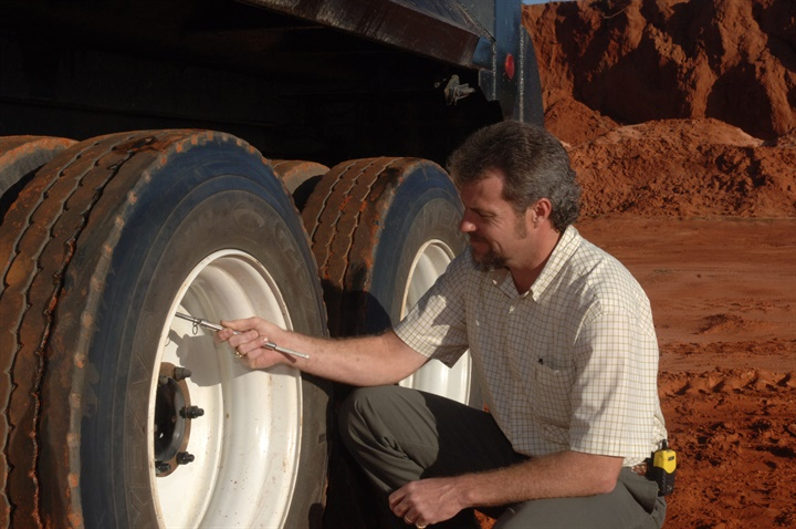 Stay on top of tire inflation and most of your roadside failures will