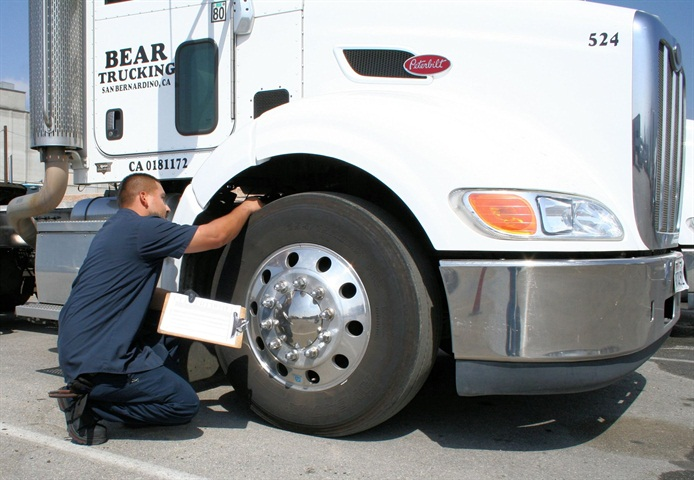 Service providers come to your yard or to remote yards, and do tire