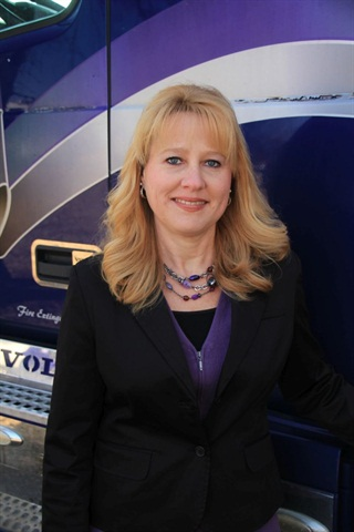 Joyce Brenny, president and CEO Brenny Transportation/Brenny